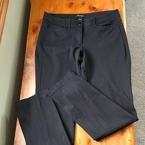 White House Black Market ponte pants